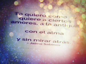 Poemas De Amor Cortos Y Romanticos