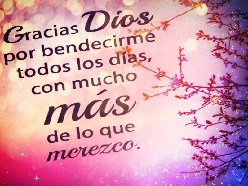 Frases Y Mensajes Para Dar Gracias A Dios