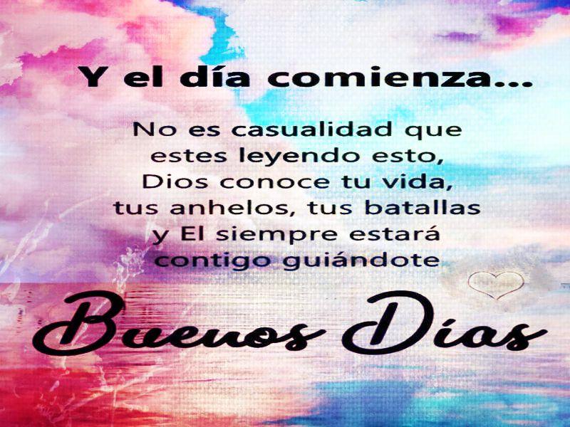Frases Y Mensajes Para Desear Buenos Dias Y Un Feliz Dia